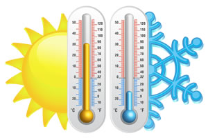 preukázaná spojitosť medzi počasím a ischiasom,Počasie a sezónne zmeny počasia majú vplyv aj na duševný a emočný stav ľudí